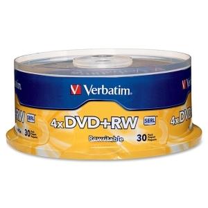 DVD supplies
