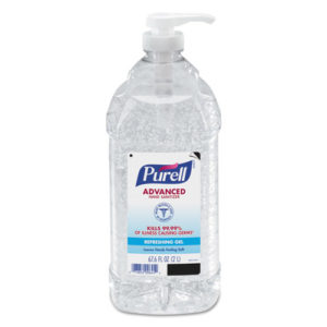 Purell Hand Sanitizer 2qt