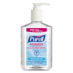 Purell Hand Sanitizer 8oz